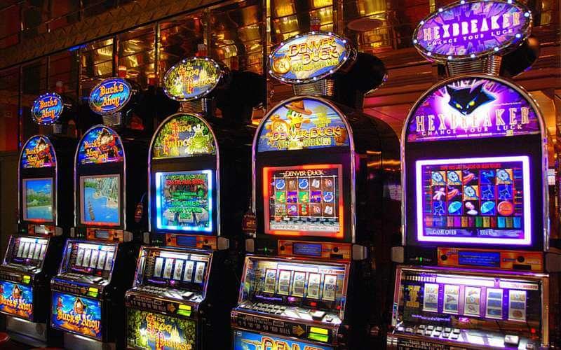 Gratis slots på casino utan insättningskrav