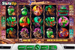 Elements™ Slot spel spela gratis i NetEnt Online Casinon