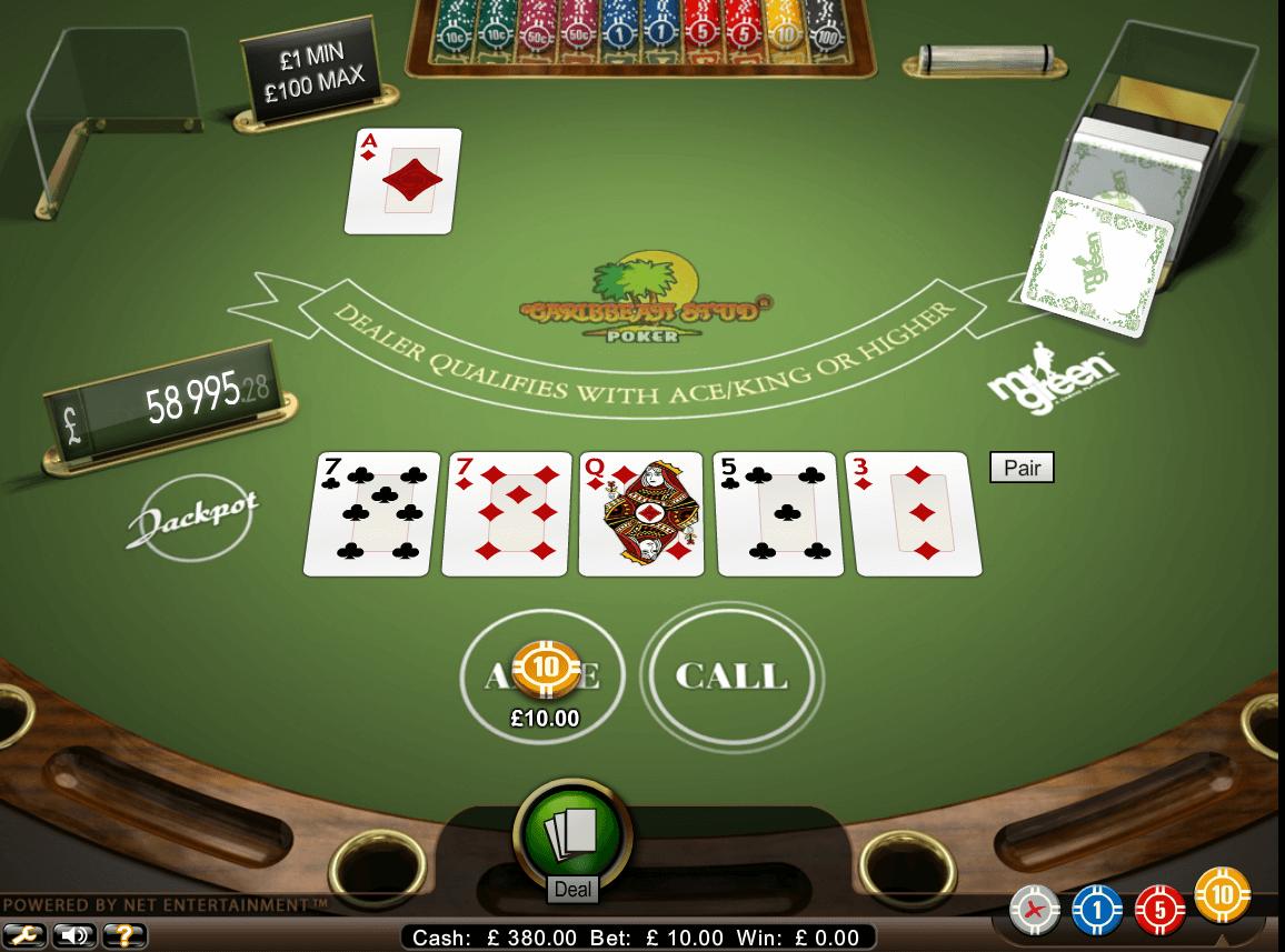 Vinst i poker kraver skicklighet