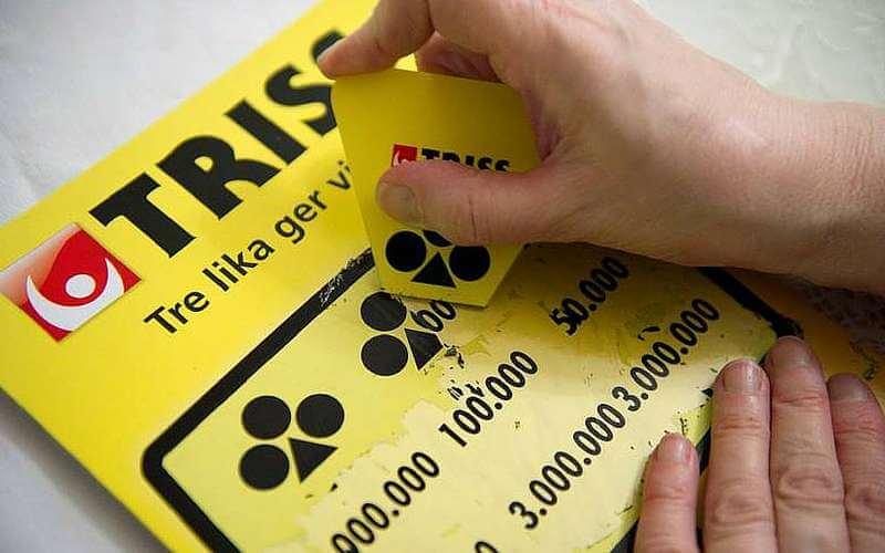 Lotterier runtom i världen