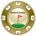 Note Caddy Logo