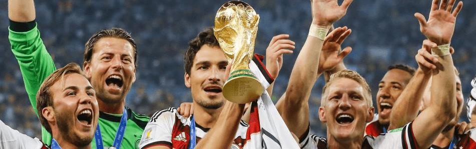Tyskland Fotboll Bet