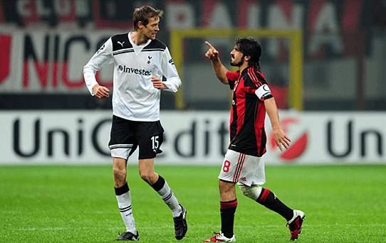 Crouch vs Gattuso