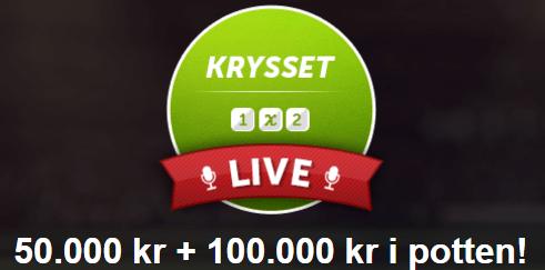 ComeOn krysset
