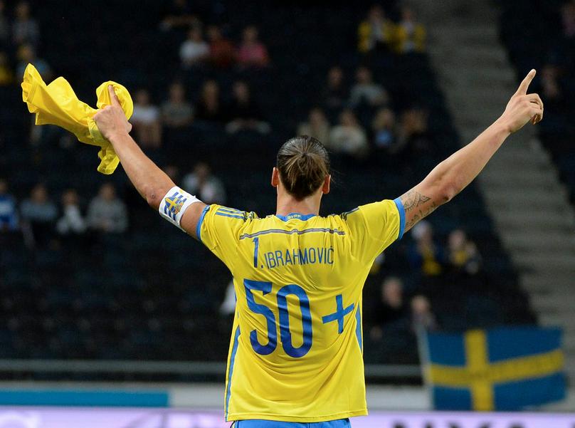 Zlatan – Sagan om konungens återkomst till Malmö
