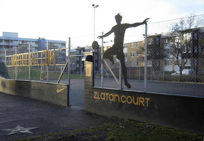 Zlatan Court