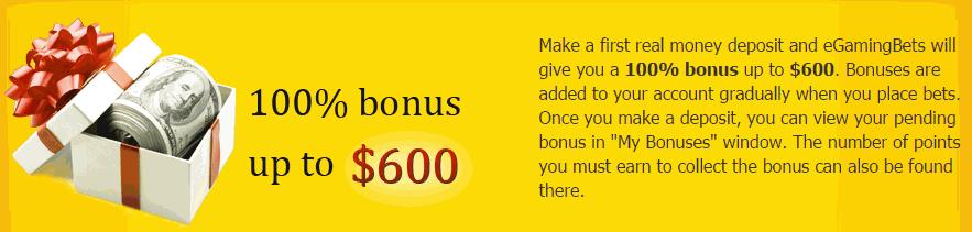 EGB Bonuserbjudande