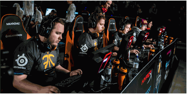 Fnatic gamers