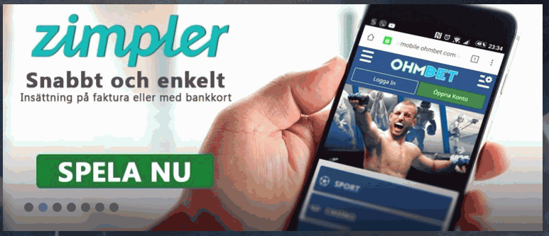 Ohmbet mobil screenshot