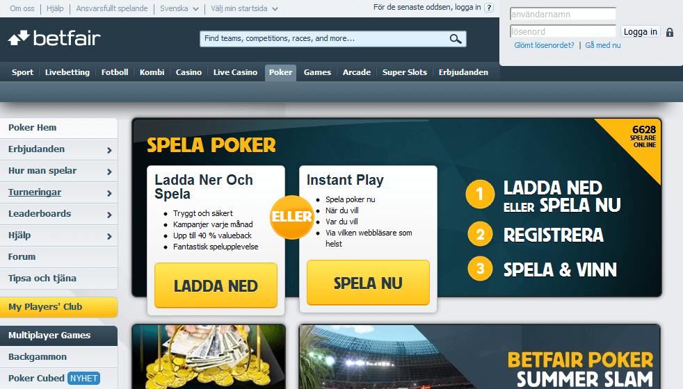 Betfair Poker2