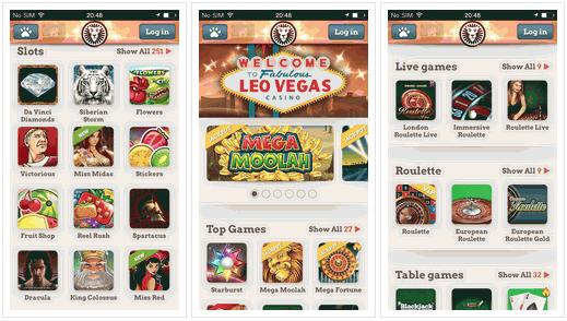 Leo-Vegas-iPhone-app