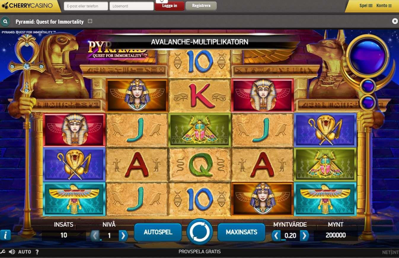 Slot-pyramid-quest