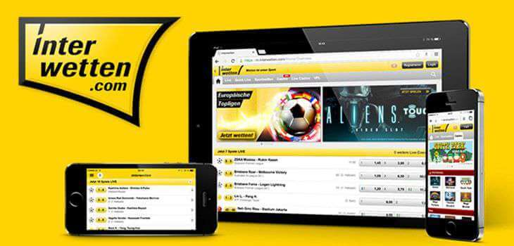 Interwetten applikation