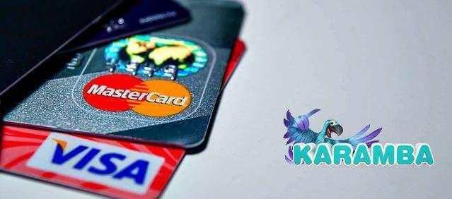 Betalningsalternativ Karamba Casino