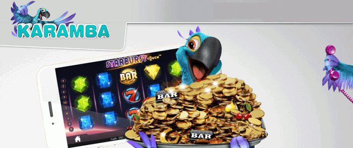 mobiltelefonen Karamba Casino