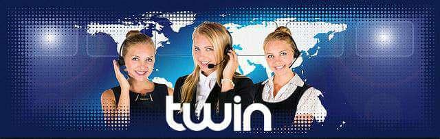 Kundtjänst Twin Casino