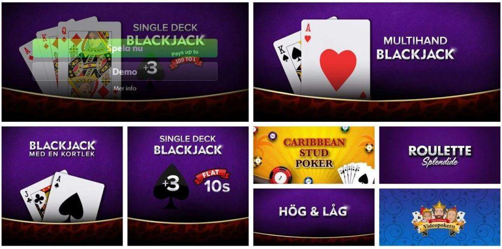 Jackpotjoy Blackjack