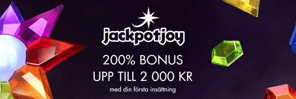 jackpotjoy kampanjkod