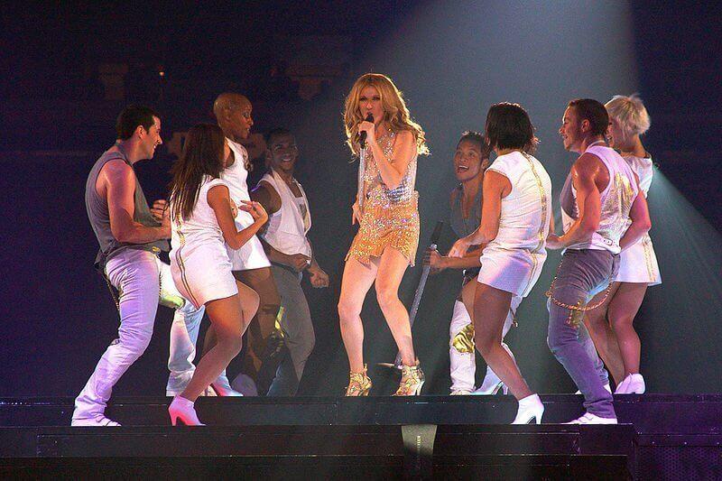 Celine Dion har vunnit eurovision
