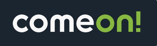 comeon new logo