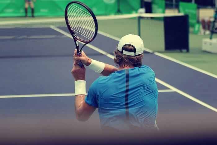 Betta på US Open