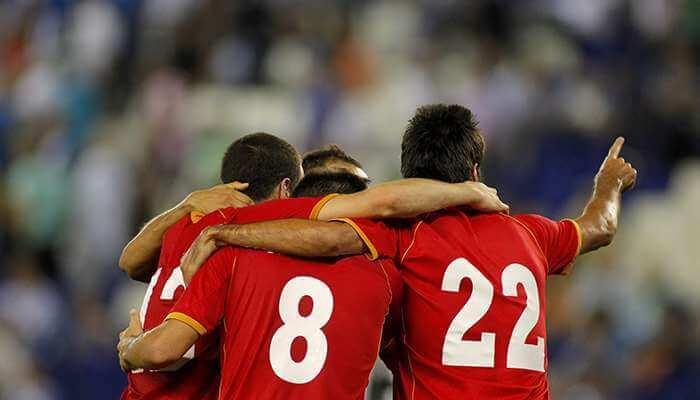 Grupp B EM 2020