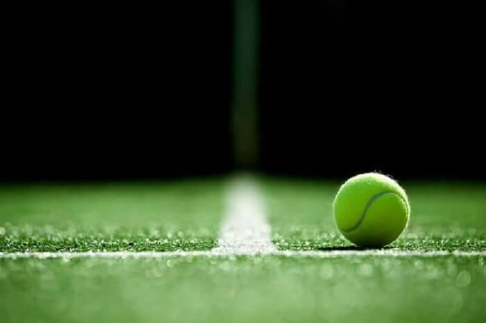 betta på tennis